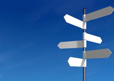 (Beruflich) Orientierungslos? Die richtige Richtung finden!